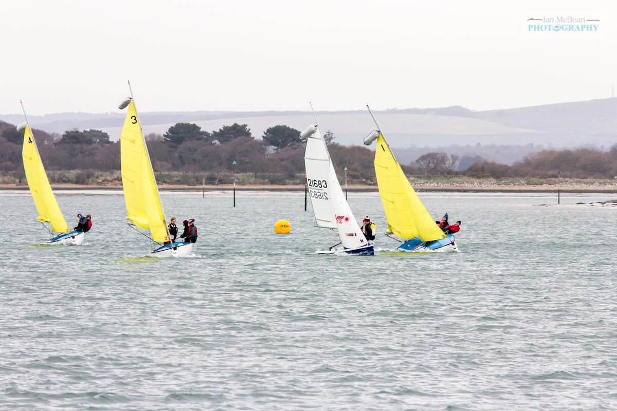 Dinghy Racing Chichester Harbour